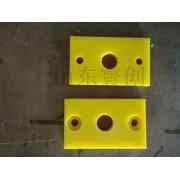 超高分子聚乙烯UHMWPE抗磨滑块 来图加工高分子耐磨滑块