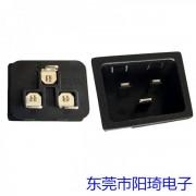 供应C20插座 电源插座20A大电流PDU机柜插座