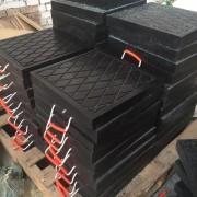 茂源供应千斤顶垫板、吊车专用支腿垫板、UPE支腿垫板