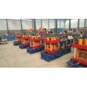 供应C型钢机器 液压马达C型钢机 60-300可调型