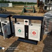 厂家批发 分类垃圾箱 分类果壳箱 垃圾桶 现货供应