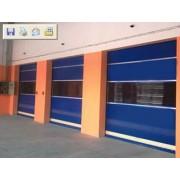 厂家直销天津快速堆积门、高速卷帘门、电动提升门