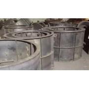 宝鸡水泥预制件检查井钢模具厂家制造价格