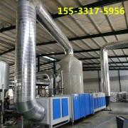 uv光氧净化器有机废气处理环保设备