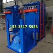 工业粉尘收集单机布袋除尘器环保设备