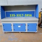 工业打磨除尘工作台粉尘收集装置
