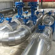 化工管道保温工程公司聚氨酯白铁皮保温施工队
