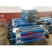 双伸缩悬浮单体液压支柱产品特点
