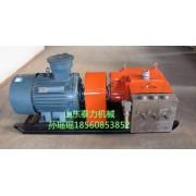 鄂尔多斯矿用柱液BRW200/31.5乳化液泵站