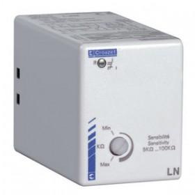 CROUZET水平控制继电器,可调节,插入式