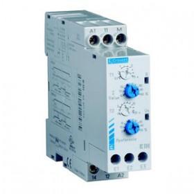 CROUZET电流监控继电器,1NO,DIN导轨,AC/DC