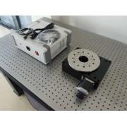 高精度型电动旋转台蜗轮蜗杆ZX120-200H