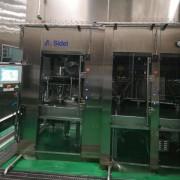 出售西德乐sidel2002年42-42-12热灌装生产线