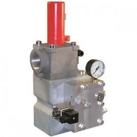 BUCHER液压操控阀,用于油,用于电梯VF-LRV系列