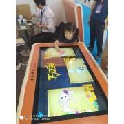 幼儿园智能互动产品神笔绘画投影涂鸦森林海洋屏幕互动