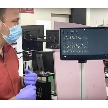 Tesla特斯拉工程师如何使用Model 3零件制造呼吸机