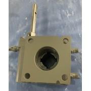 IP65级密封合金球阀变速箱适用于-20℃~120℃