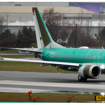 挪威航空取消97架波音飞机的订单
