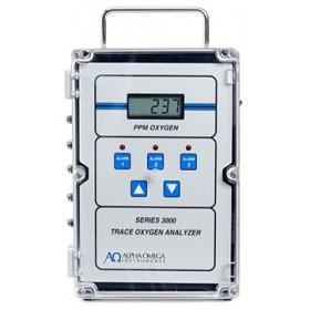Alpha Omega 3000系列氧气分析仪