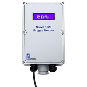 Alpha Omega Series 1300氧气分析仪