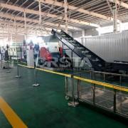 广东省一次性PP输液瓶吊针瓶(袋)破碎清洗分橡胶设备厂家
