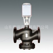 西门子混装电动调节阀 可加工定制电动智能温控阀调节阀