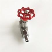 厂家直供304/316不锈钢手动针型阀