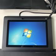 供应医院窗口无纸化电子签名10寸液晶手写板