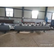 石家庄锅炉机房热水系统分水器