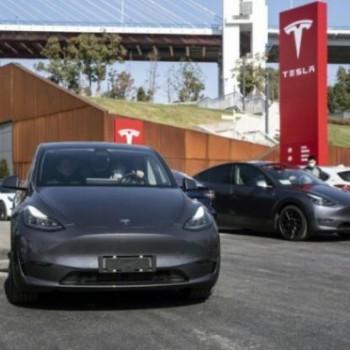 特斯拉的汽车季度交付量增长了122%