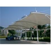 钢结构停车棚,钢结构雨棚 钢结构公司安装钢结构