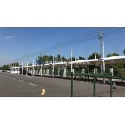 供应常州新老小区电动车车棚 充电桩停车棚