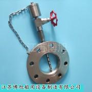 船用取样阀/燃油取样阀/燃油取样器/法兰取样器